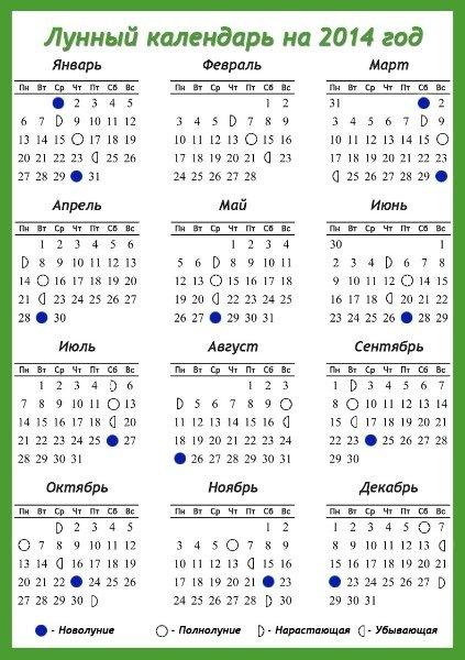 декларация лунный календарь проведения операций декабрь 2015 человека: