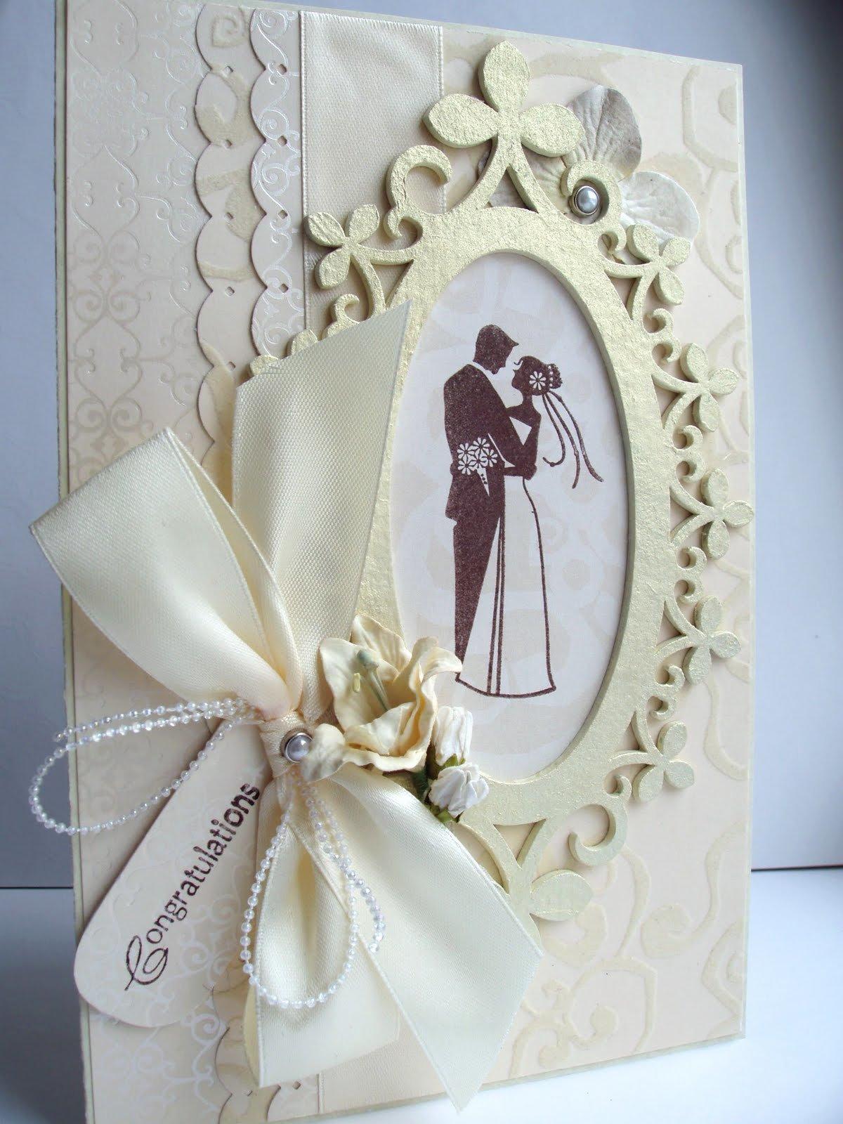 Изображением, открытки своими руками для невесты