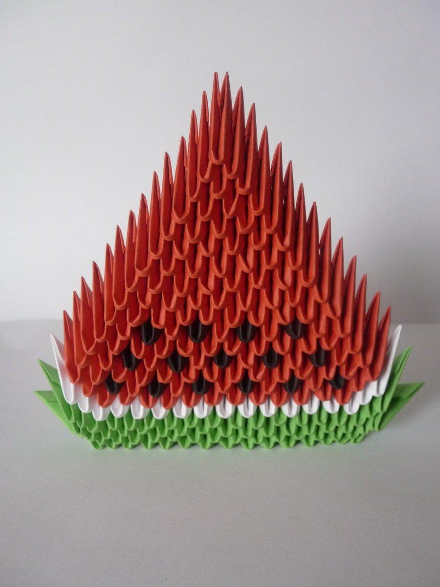 модульное оригами пошагово картинки всего