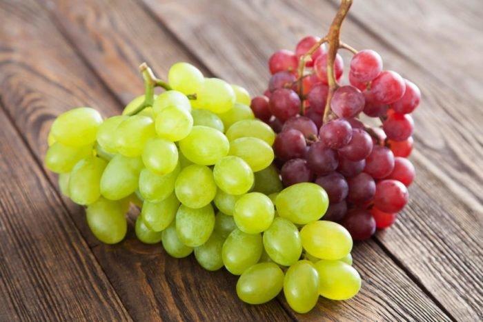 Виноград чем полезен при беременности