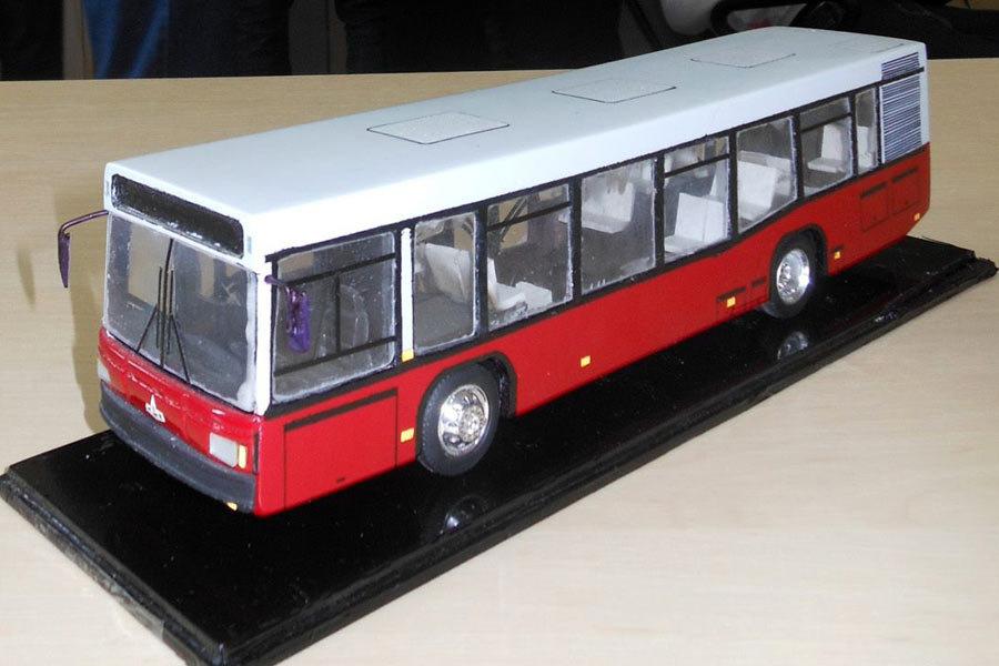 масштабные модели автобусов фото шпиц крохотный