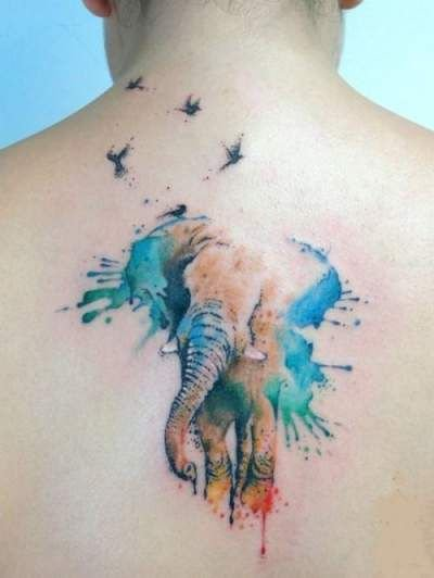 Elephant tattoo design on imgfave\