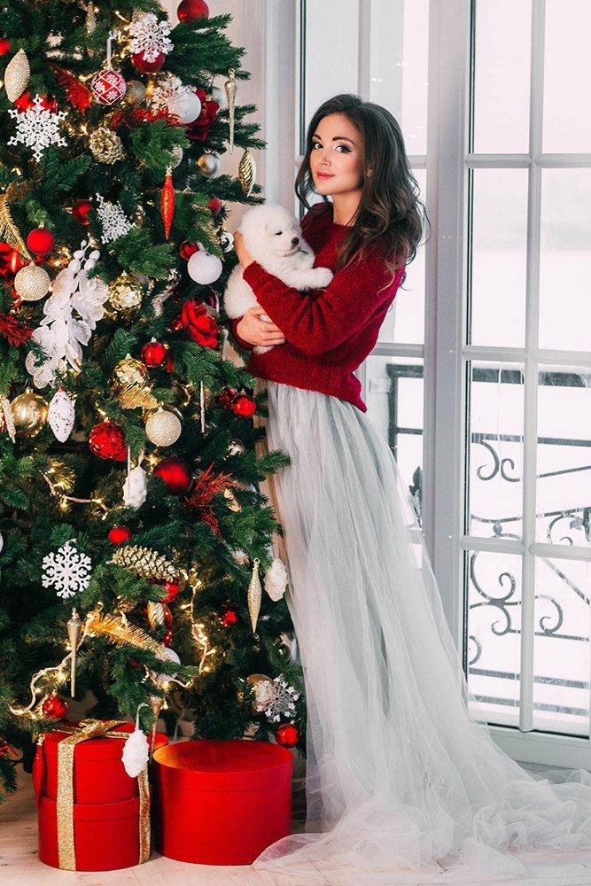 день Вахтовый новогодняя фотосессия одной девушки фото компания является