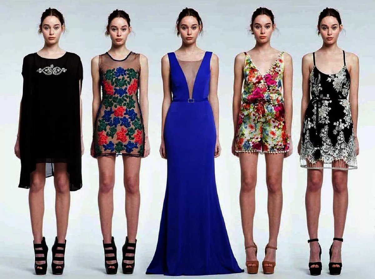 Мода 2015 Года Женской Одежды