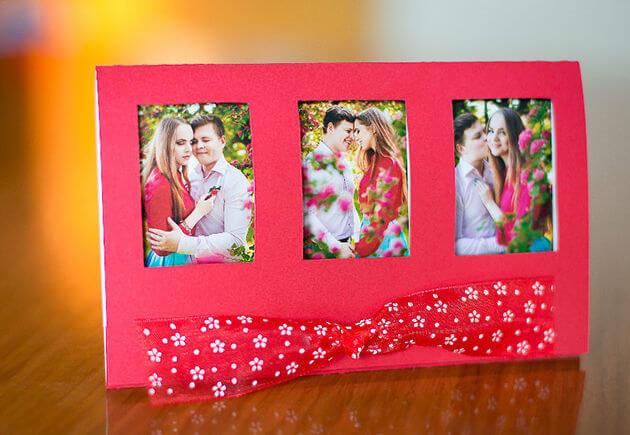 Фото открытки из фотографий