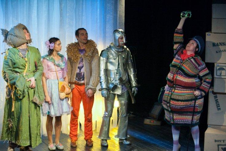 Театр-студия «Небольшой Драматический Театр», «Волшебник страны Оз»