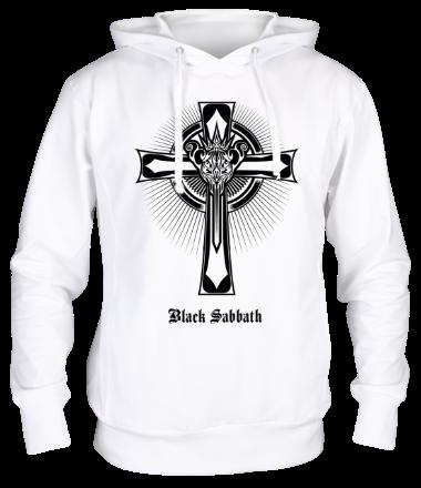 Толстовка унисекс Black Sabbath logo