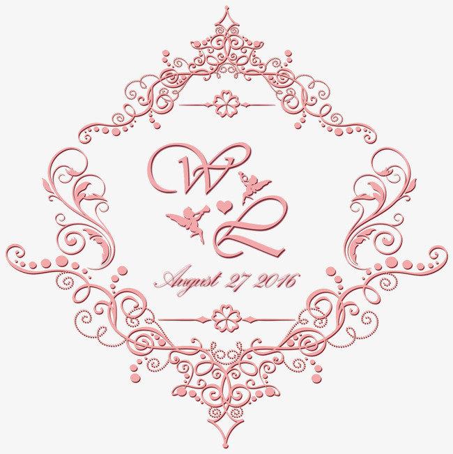 wedding logo free downloads psd love love white mark pattern wedding