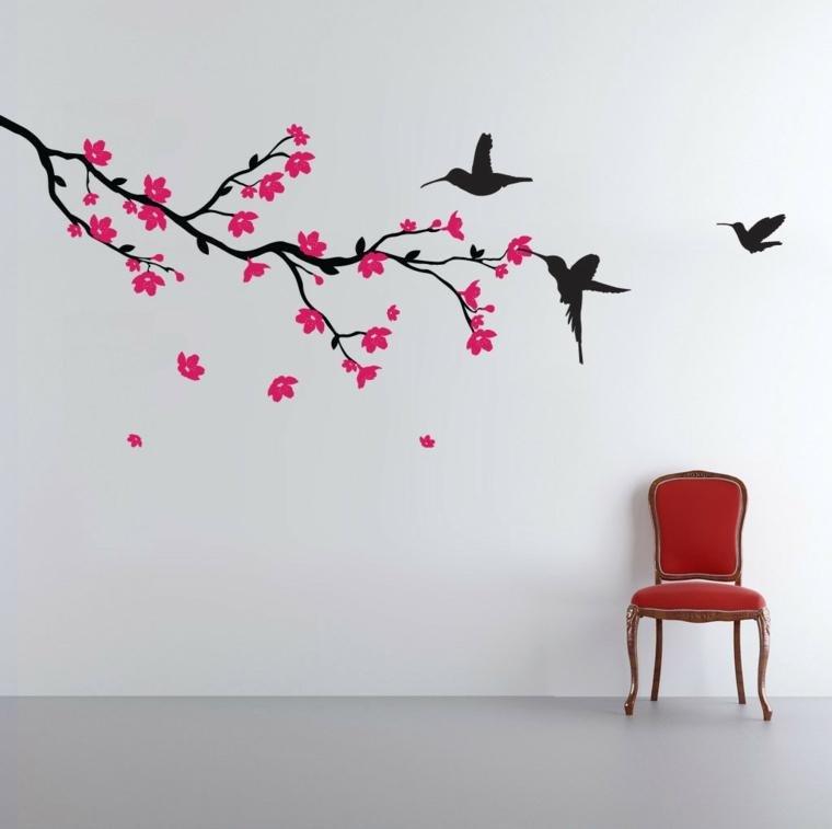 легкие и красивые картинки на стену переносит средств