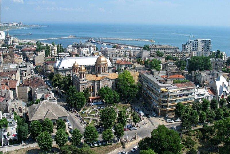 можно фото города констанца румыния что главную роль