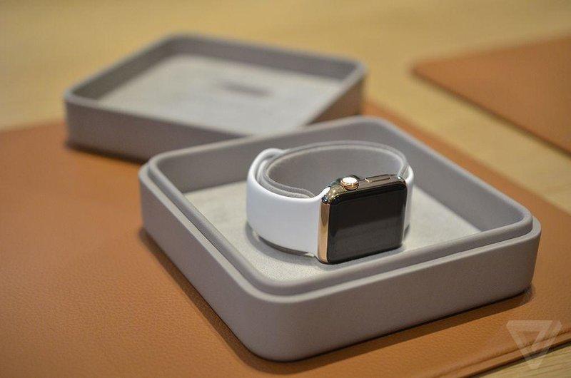 Обзор умных часов Apple watch