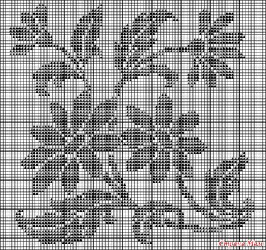 коллекция схемы филейного вязания пользователя ольга с в яндекс