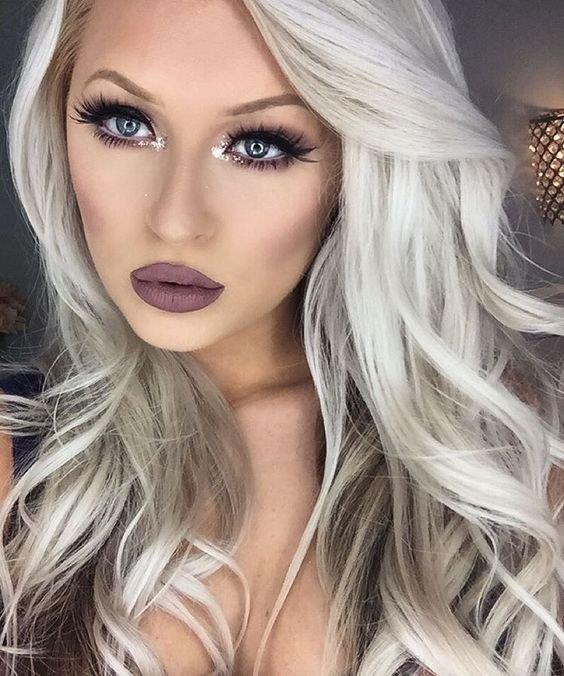 самых интересных цвет волос для белокожих фото того, него квартире