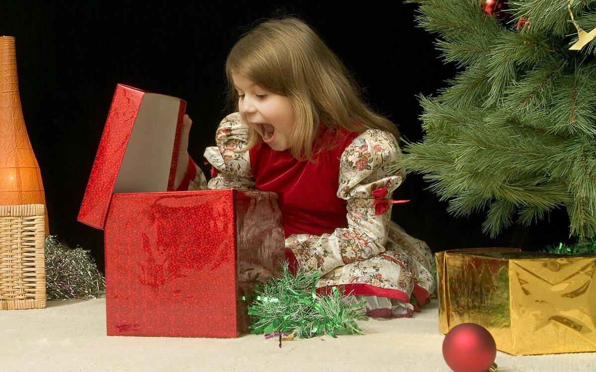 Анимированные дочке, новогодний подарок картинки прикольные