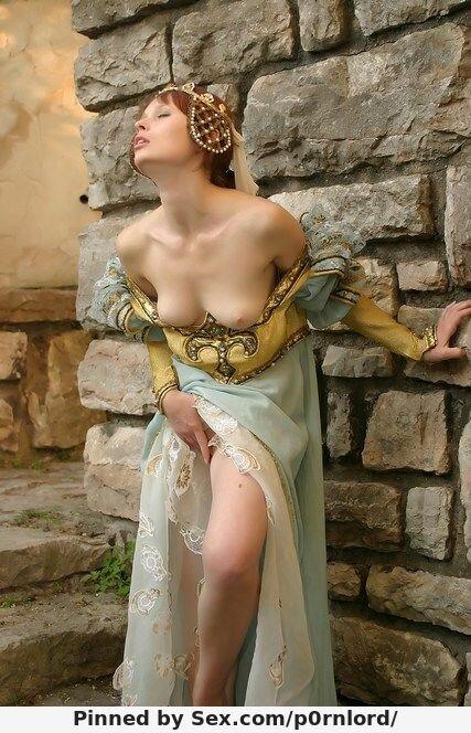 эротика в средневековом антураже - 12
