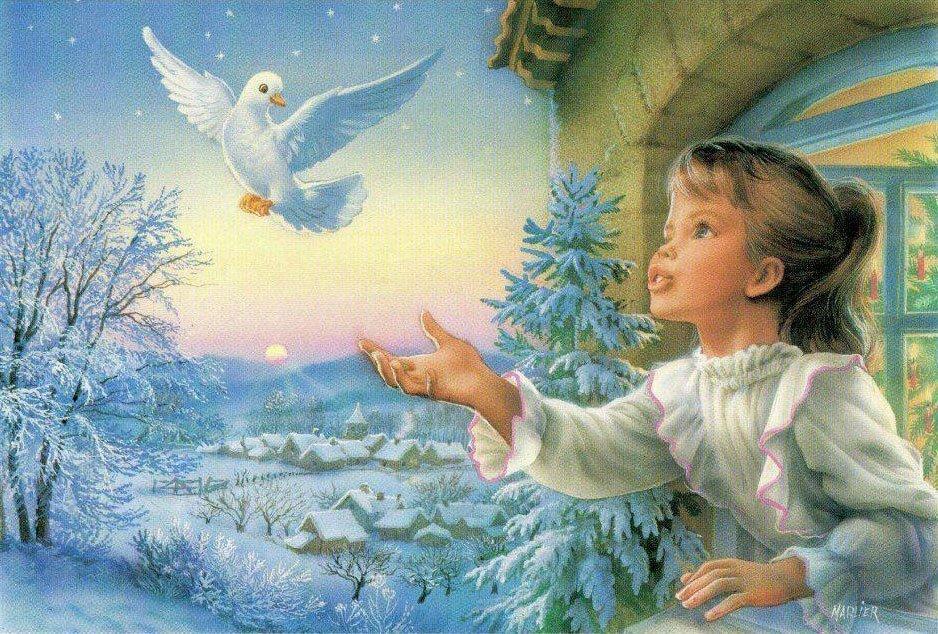 Картинка с рождеством христовым фото