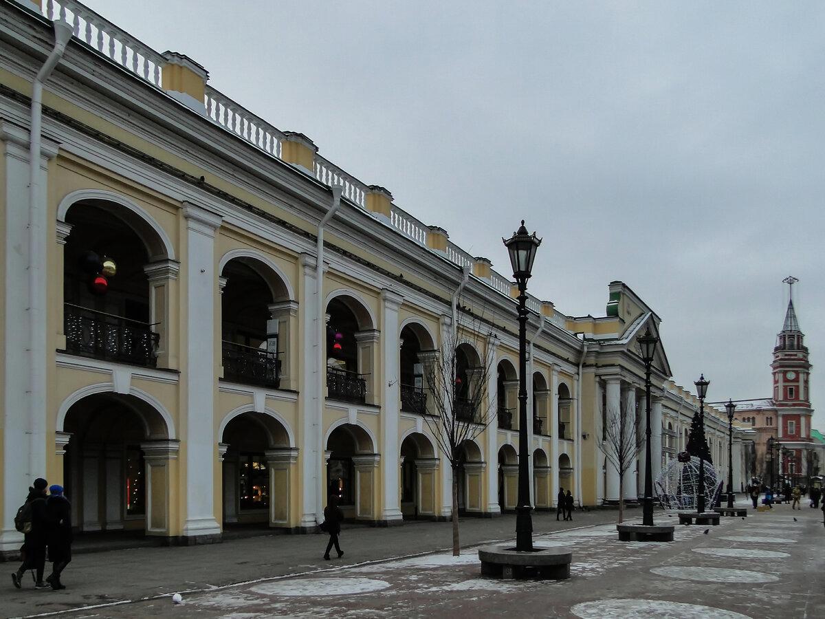 гостиный двор в санкт-петербурге картинки героев