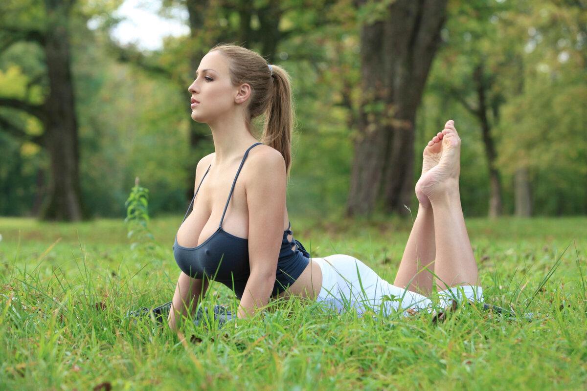 Качественное видео про стройных грудь