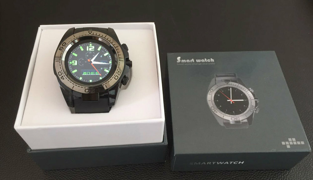 Умные часы Smart Watch SW007 в Москве
