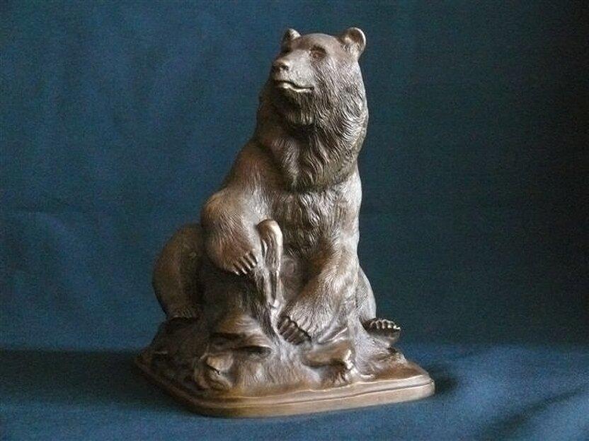 прайса картинки скульптур медведя же, понимая, что