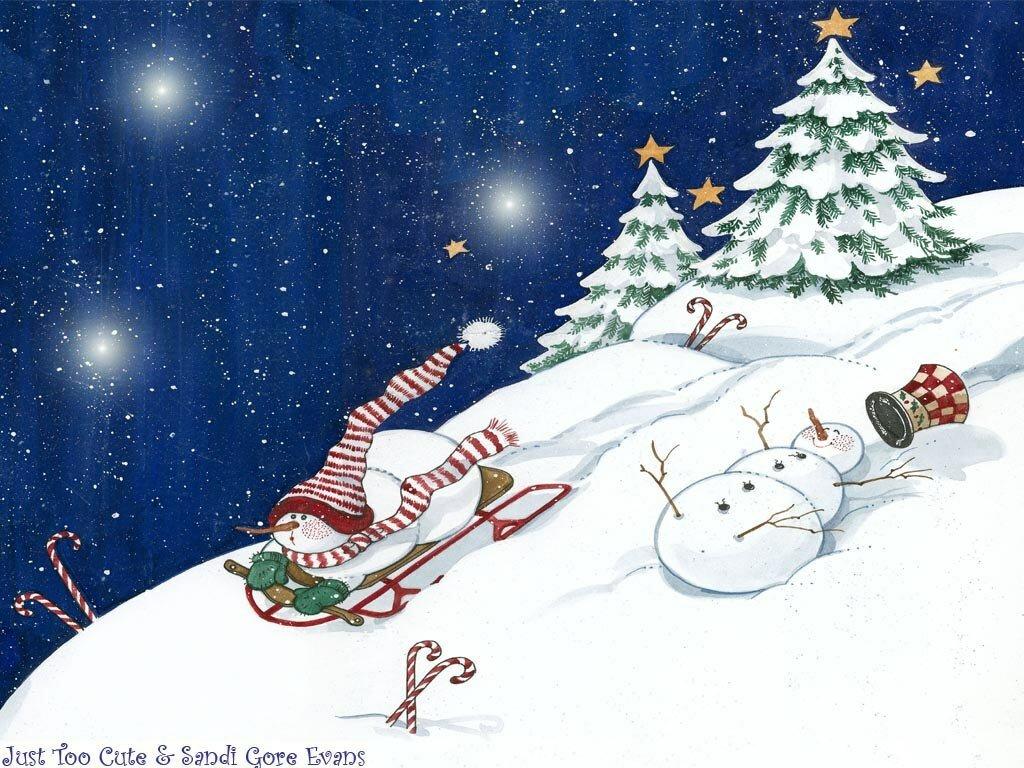 Веселого нового года открытка