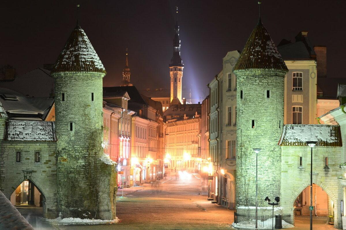 Картинки таллин старый город, для яндекс-почты