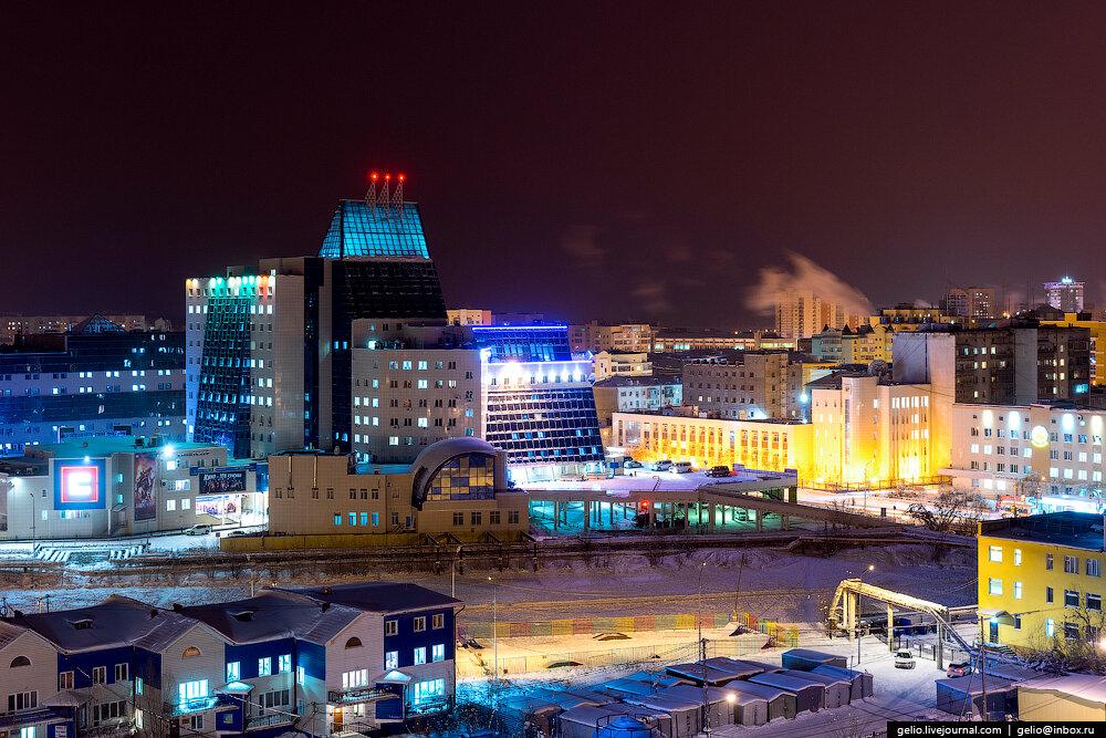 благодаря стало якутия город фото каких стилях гармонично