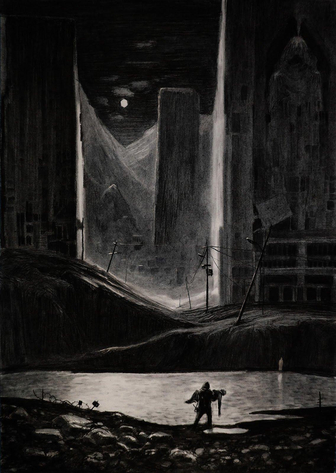 Мрачный художник картинки