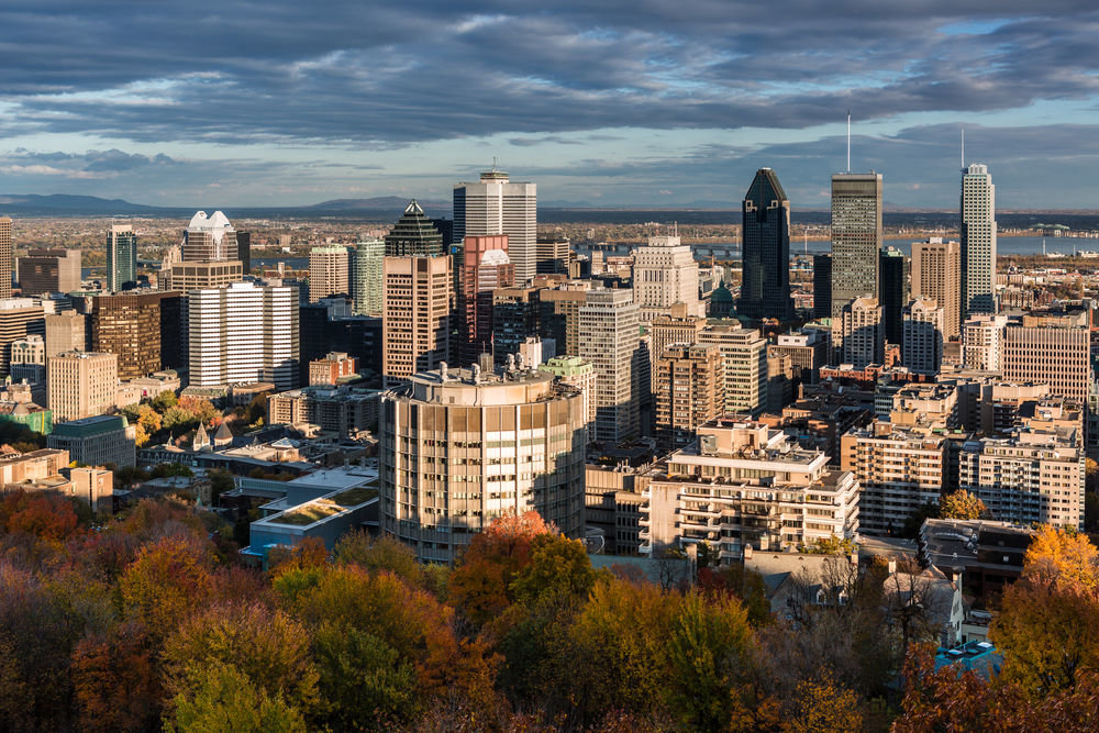 канада монреаль фото города фото