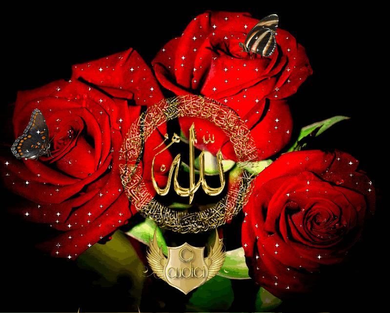 Сверкающие картинки живые мусульманские, екатерине днем ангела