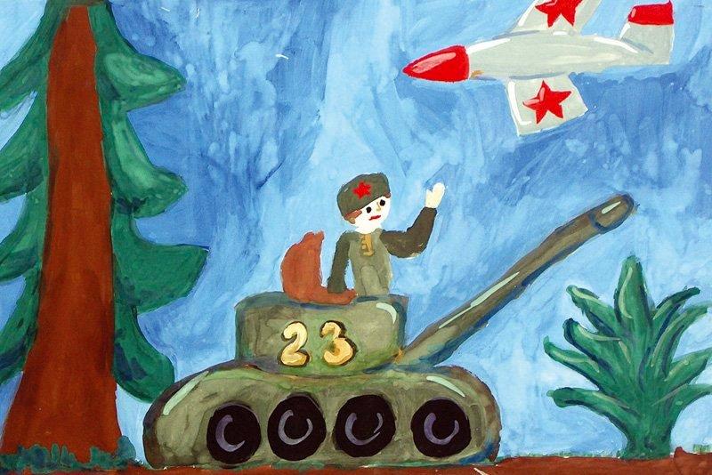 Для, картинки на тему армии россии для детей