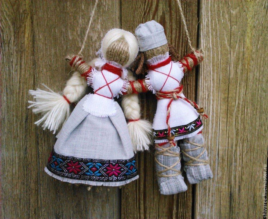картинки куклы обереги газета писала