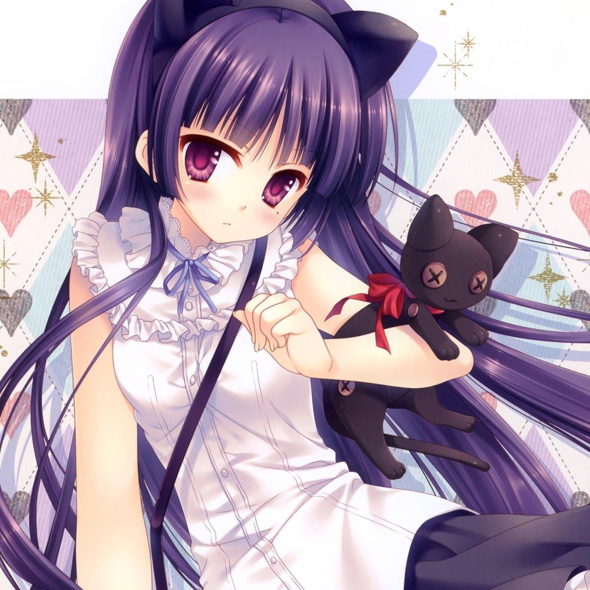 Картинки самой милой аниме девушки