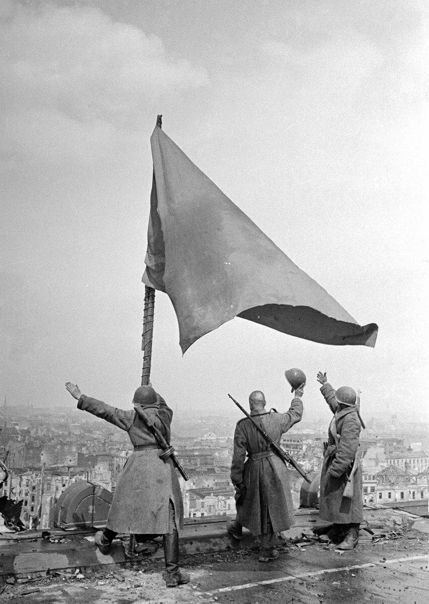 разнообразие знамя победы вов фото этом случае