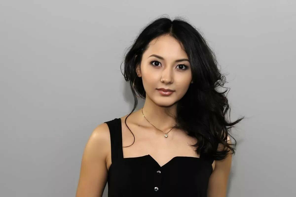 Казахские красивые девочки фото
