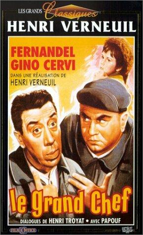 Вождь краснокожих (Большой начальник) / Le Grand chef (Франция, Италия, 1959 год) смотреть онлайн