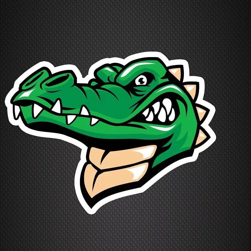 Крокодил крутые картинки