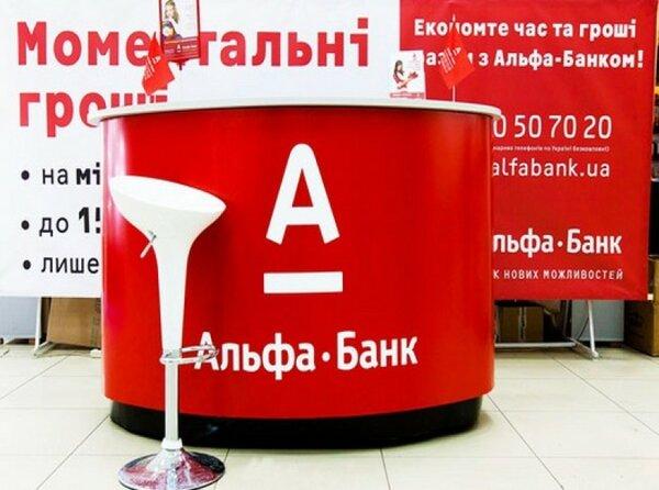 Альфа банк кредиты бизнес