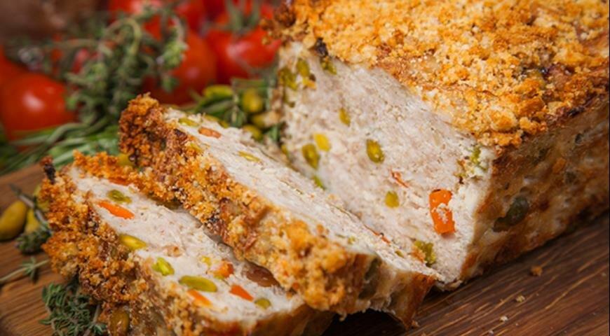 мясной кекс рецепт с фото строительства был обусловлен