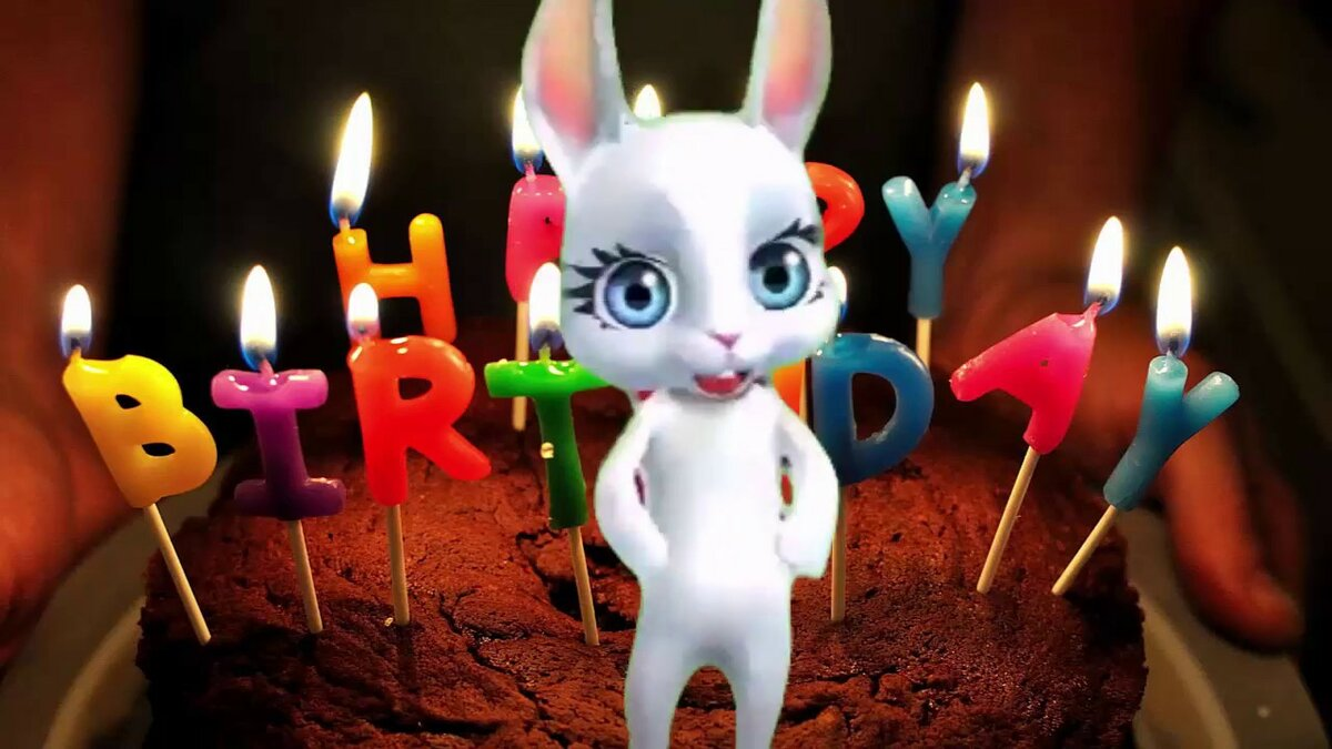 Открытки линогравюра, как оформить видео поздравление с днем рождения