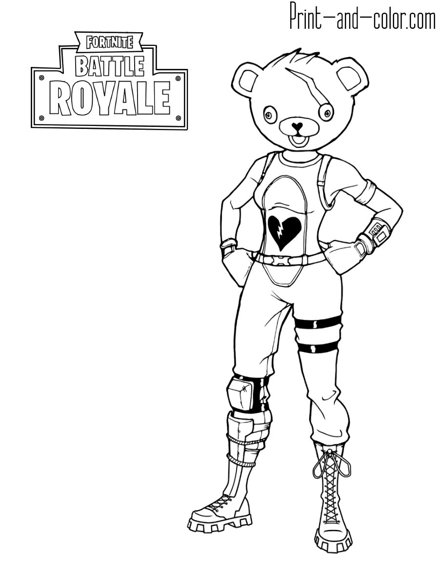 34 free printable fortnite coloring pages 34 free printable fortnite coloring pages - fortnite coloring sheets printable