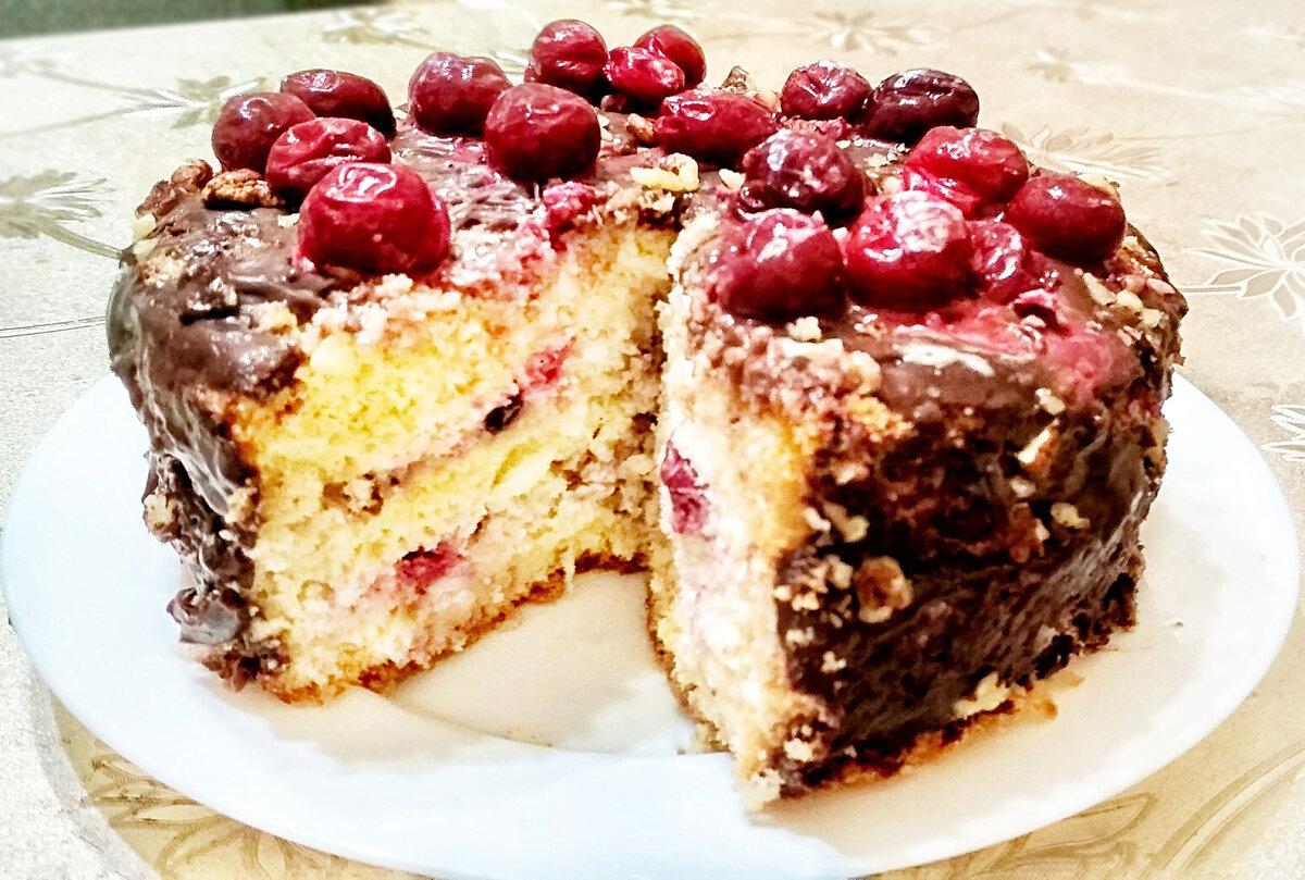 тот день, торт вишенка рецепт с фото можно охарактеризовать