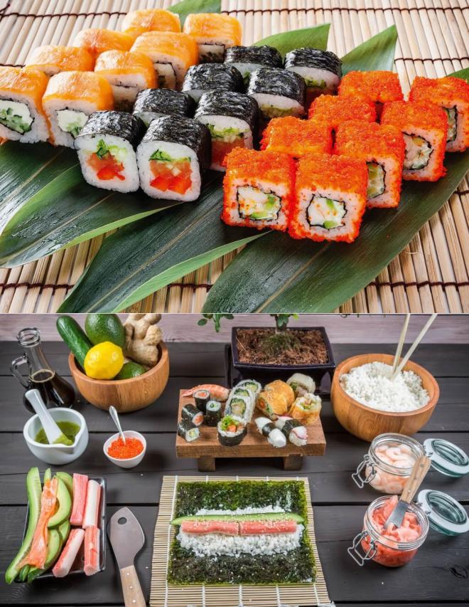 высушенные выдержанные все рецепты суши в картинках предлагается организация свадебных