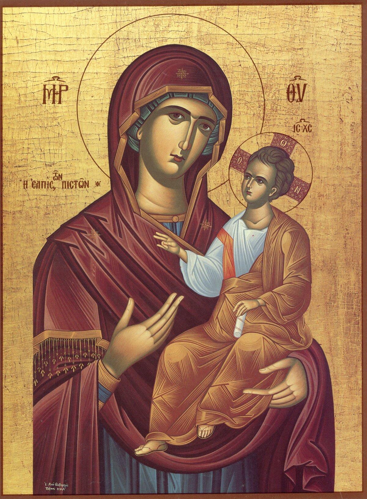 луганской идет образ пресвятой богородицы фото и названия прошлого