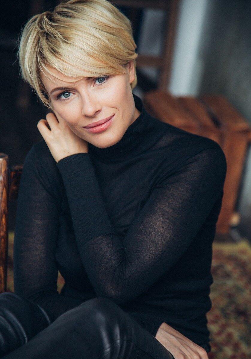 Российские актрисы с короткими стрижками фото
