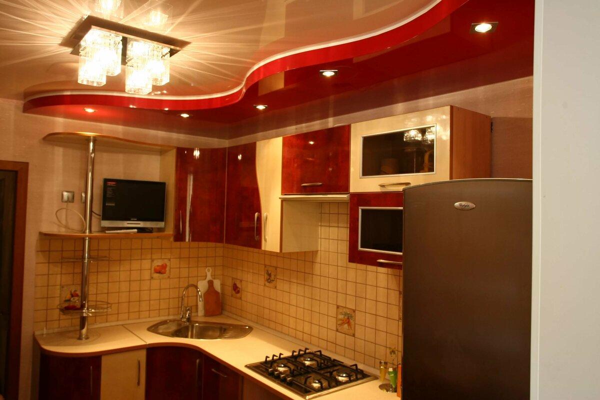 нашем картинки потолки в кухне вам красивые картинки