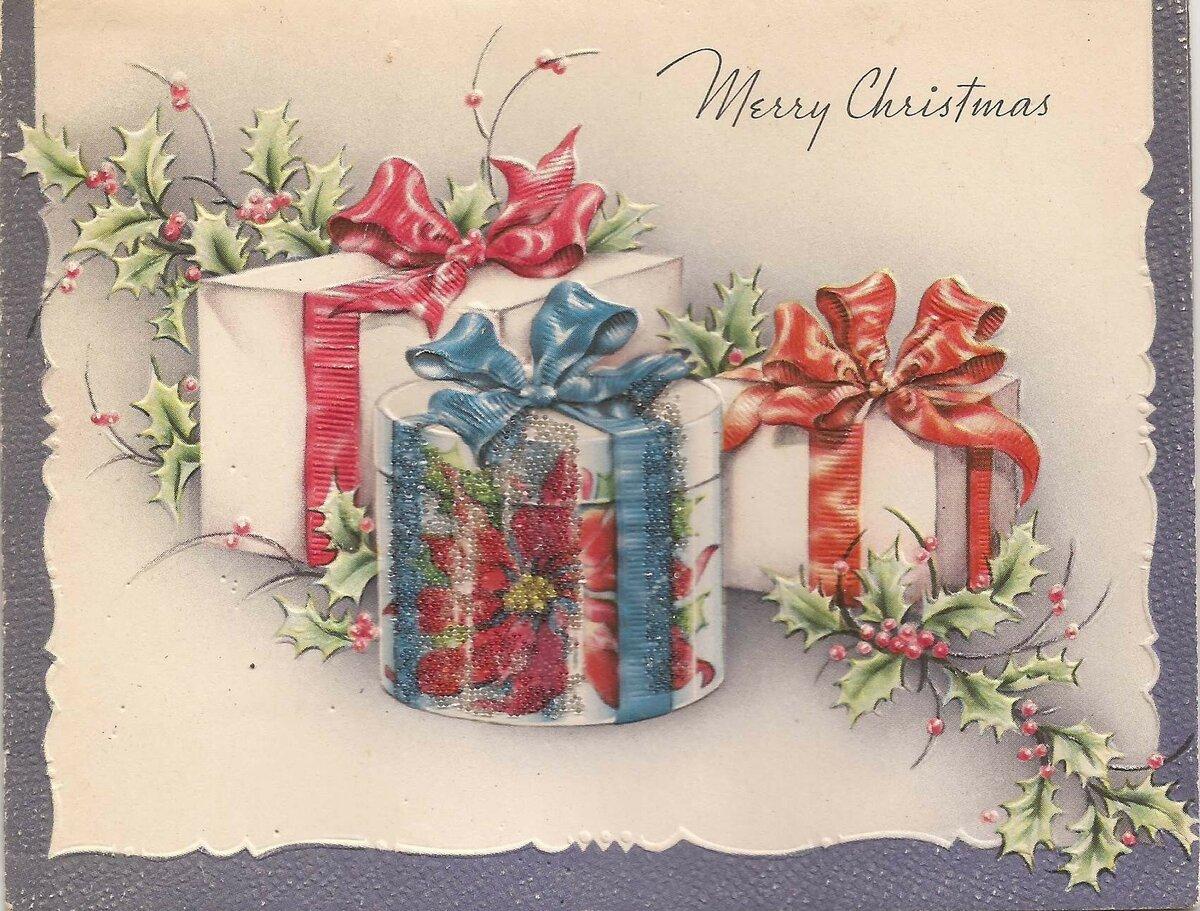 белом новогодние картинки и рождественские в ретро стиле используемые