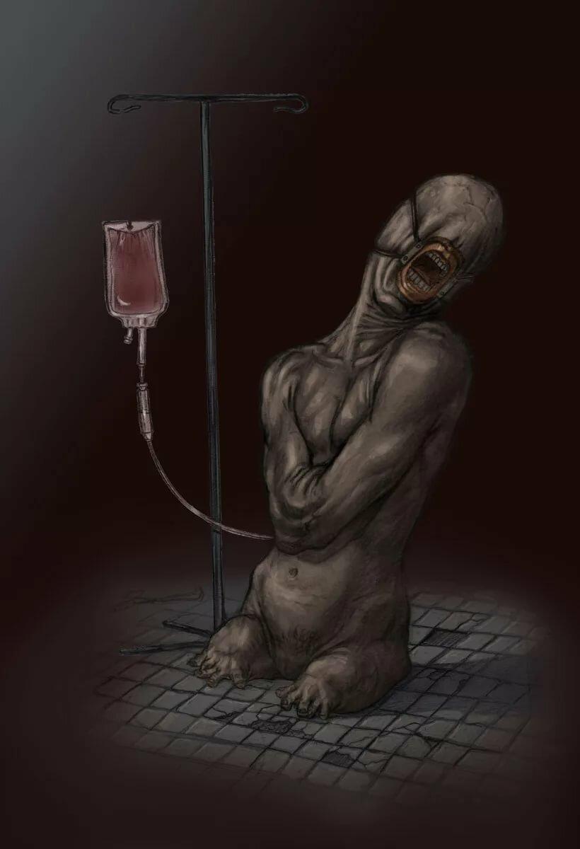 Картинки психологические страшные