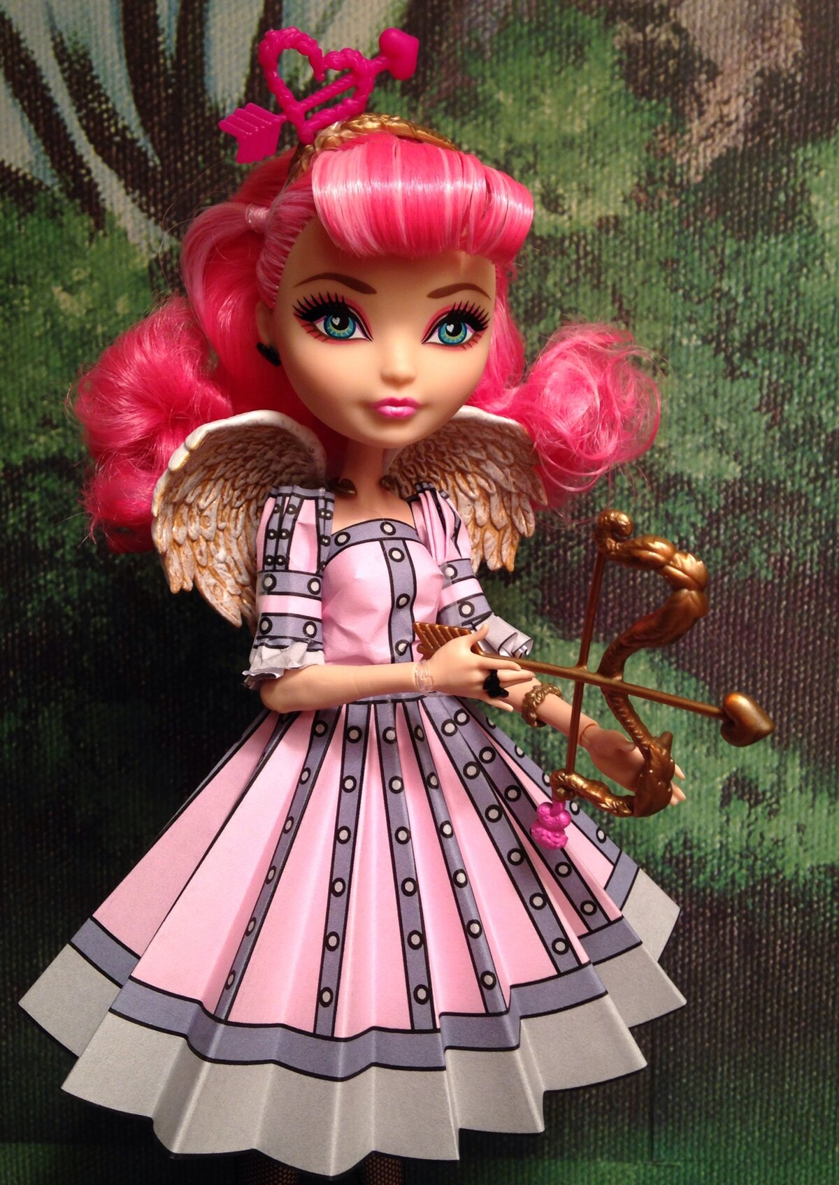 Кукла автор эвер хай дочь купидона