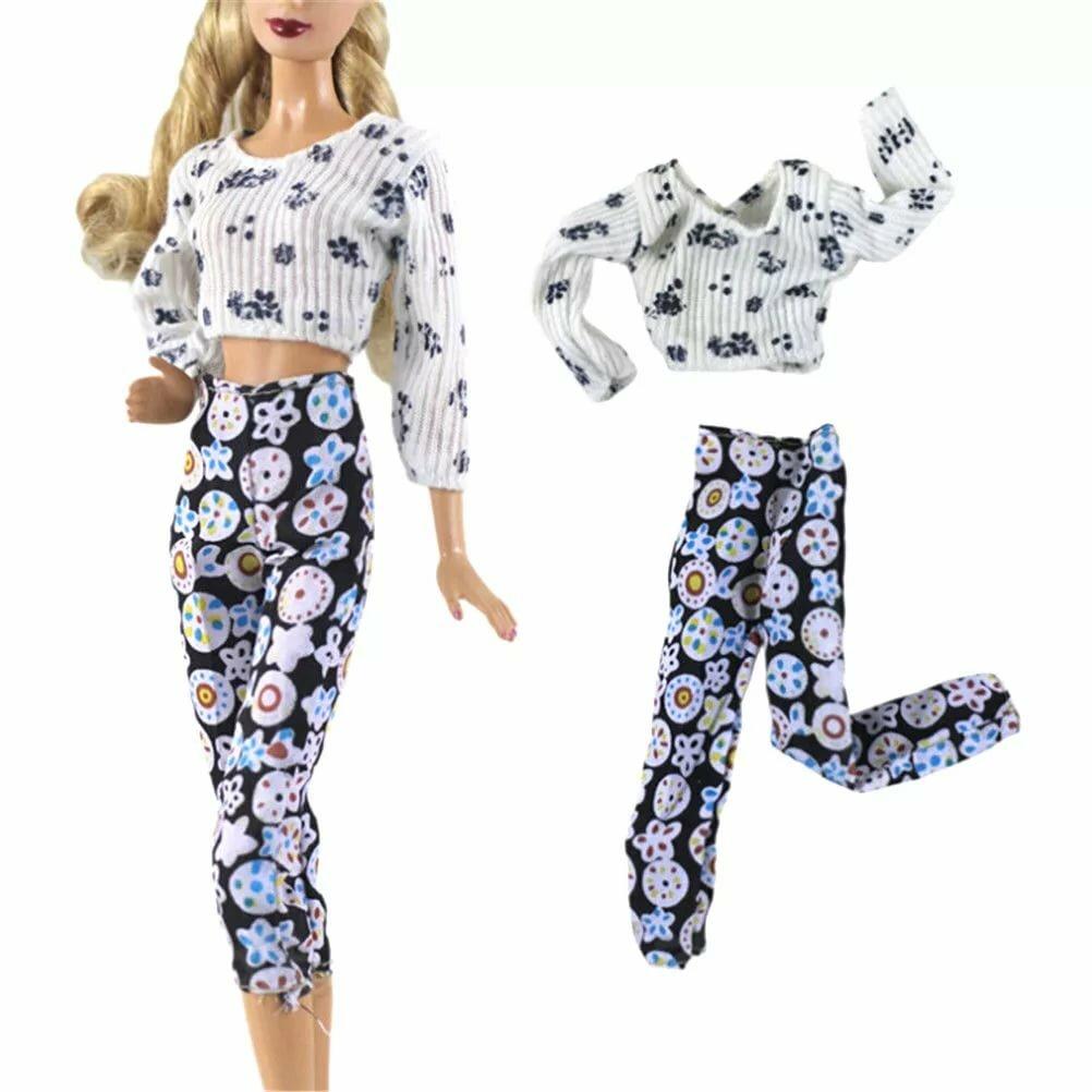 Барби картинки в пижаме